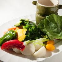 足柄野菜バーニャカウダ