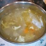 パトワール - [料理] スープ 全景♪w