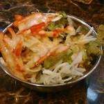 パトワール - [料理] サラダ 全景♪w