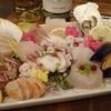 バール タッチョモ - 料理写真:日本各地の漁港から直送の新鮮な魚介の盛り合わせです。