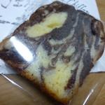 鎌倉しふぉん - マーブルのパウンドケーキ