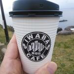 IWABA CAFE - ブレンドコーヒー400円