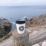 IWABA CAFE - コーヒーと東尋坊の岩場