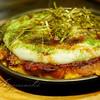 お好み焼工房 Orologio - 料理写真:山芋とろろトッピング