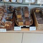 京橋千疋屋製造 直売所 - 焼き菓子
