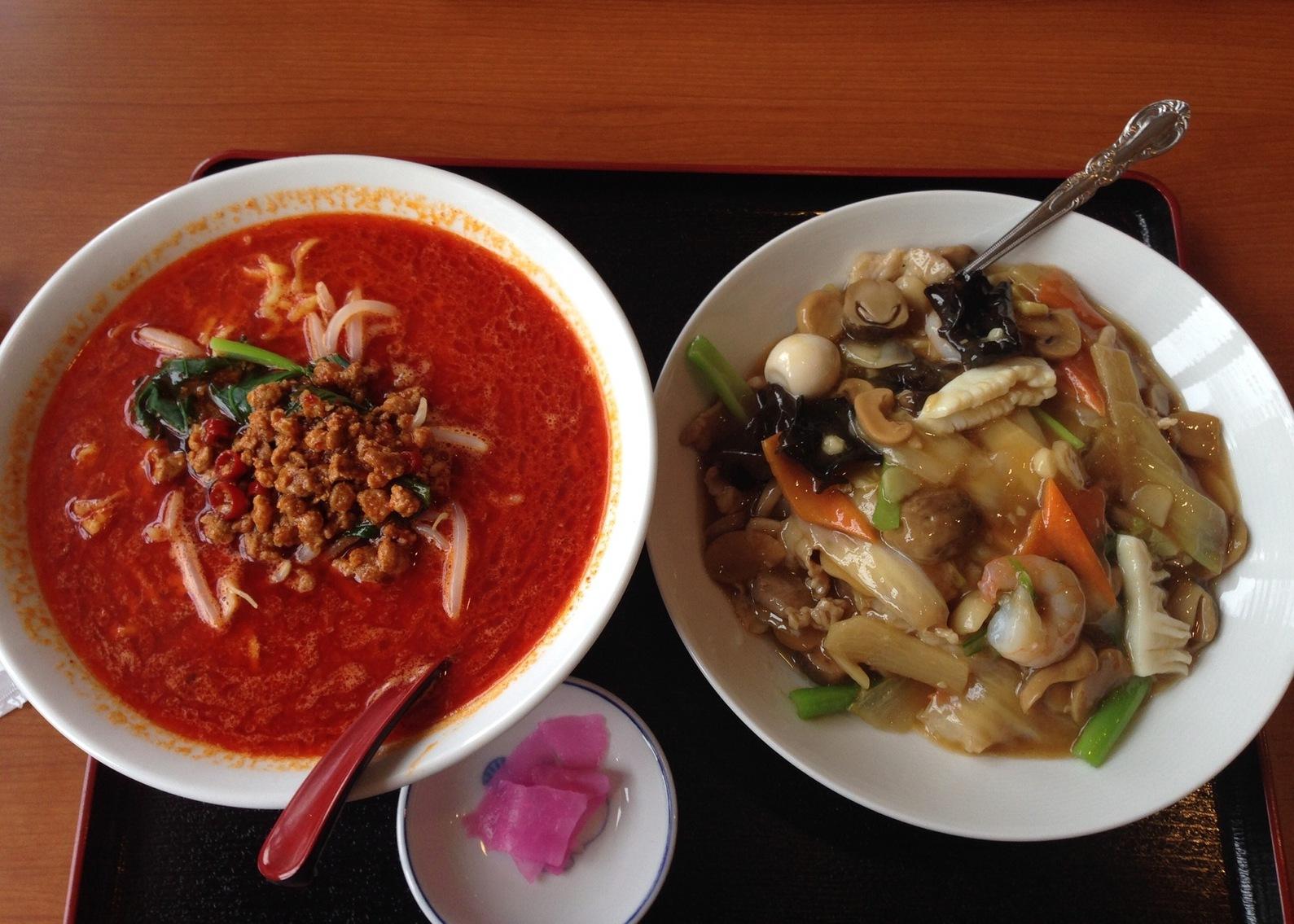 台湾料理 珍味軒