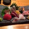 魚真 - 料理写真:刺身盛合せ 8品