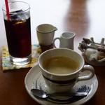 カフェ サラトテン - 食後のコーヒー