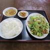 上海飯店 - 料理写真:回鍋肉