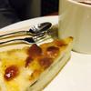 サンクサンク - 料理写真:いちじくチーズケーキ