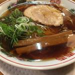 59170171 - 紅醤油ラーメン(°▽°)キュ-キョク