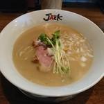 ラーメンJACK - 2016年11月 Jack牛そば 750円