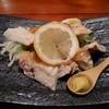 会津 田舎家 - 料理写真:会津地鶏の山塩焼き