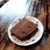 ログ ベアー - 料理写真:チョコレートケーキ 単品400円/セット飲み物料金+200円