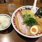 屯ちん - ラーメン(ランチご飯無料)