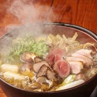 宴会コースは4000円~!鍋付コースもご用意ございます!!