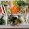 六丁目農園 - 料理写真:野菜系の一皿。