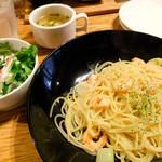 KOOP CAFE - 本日のパスタランチ♡