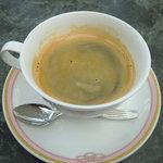 コルセール - セットのコーヒー