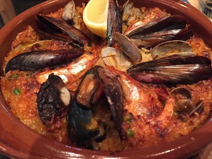 地中海食堂 オリーヴァ・エ・パエリア 大森店