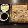 ゆうゆう亭 - 料理写真:ざるそば、390円です。