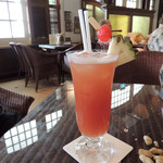 Long Bar - シンガポール・スリング