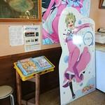 海女の小屋 海上亭 - アニメとコラボ
