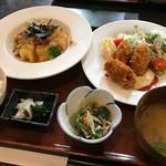 旬菜家 そら - 定食(2品選べます)