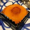 カステラ ド パウロ - 料理写真:濃厚卵黄のプリン、うまい