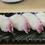 寿司 若竹丸 - 料理写真:鯛