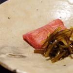 京洛肉料理 いっしん - タン刺身