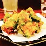 59202647 - ちくわの天ぷら‼︎青のりの香りが良い磯辺揚げ♪