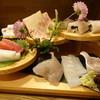 薗 - 料理写真:☆【季節料理 薗】さん…お造り盛り合わせ(≧▽≦)/~♡☆