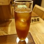 薗 - ☆烏龍茶で乾杯です(^o^)/☆