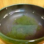 復活!カルピ丼 - スープ