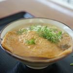 丸池製麺所 - きつね