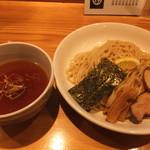 麺屋 武吉 - あっさりつけ麺です☆ 2016-0918訪問