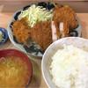 看貫場 - 料理写真:ミックスフライ定食 880円