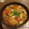 中国料理天座 - 料理写真:酸辣湯麺!酸っぱ辛ウマー\(^o^)/サンラータン麺\(^o^)/