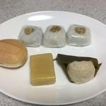 お菓子処 おがみ - 料理写真: