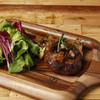 BEACH CAFE AND BBQ - 料理写真:ハンバーグステーキ
