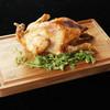 チキンカントリー - 料理写真:ローストチキン