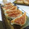 黄楊座 - 料理写真:焼き餃子