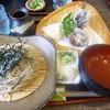 蕎麦 花月 - 料理写真:天ざる 2016.11月