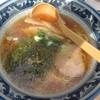 ラーメン市丸 - 料理写真:めかぶラーメンです