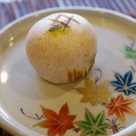 中村軒 - 織部薯蕷