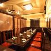 羽衣 - 内観写真:ゆったりと落ち着いた雰囲気で食事が楽しめます。