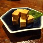 蕎麦バル 1351 - クリームチーズのかえし