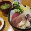 初音寿司 - 料理写真:寿司ランチ@500円(税別)