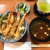 一よし - 料理写真:えび天丼 税込1,200円